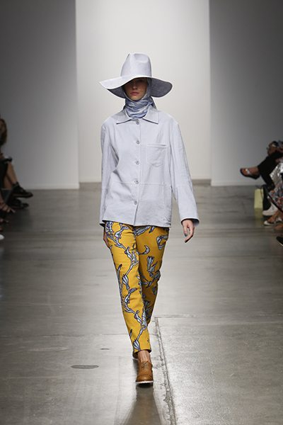 Karen Walker Spring-Summer 2015