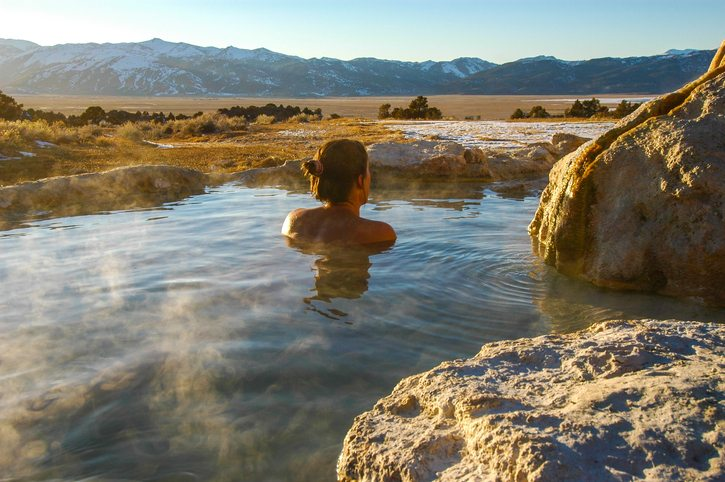 Health Benefits Of Hot Springs Mindfood