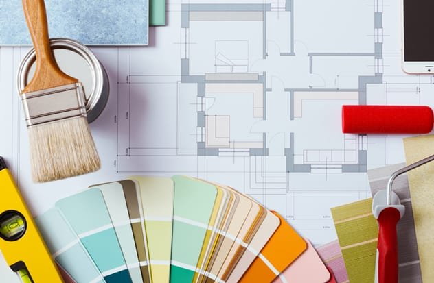Playing the role of architect could be the best living-room decision you make. ISTOCK