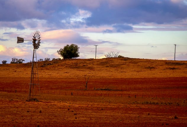 A critical water shortage in New South Wales could see some parts of the state run dry in just a month. GETTY IMAGES