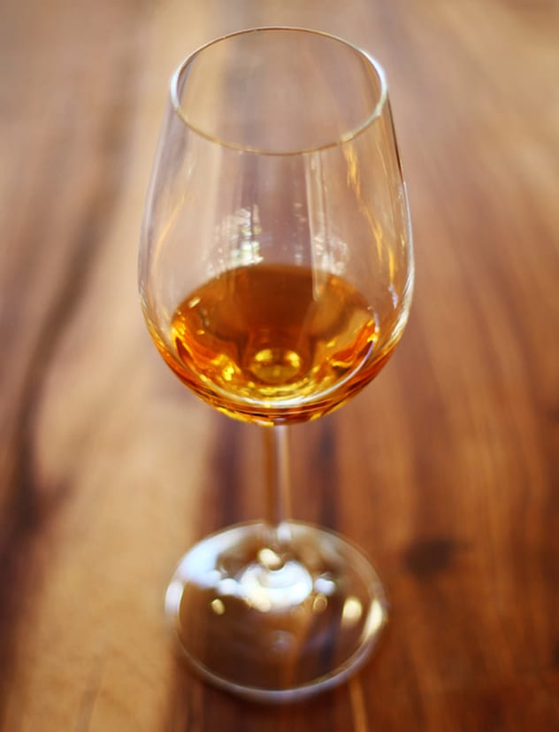 Not everyone has dessert wine glasses in their collection but they are a worthwhile addition to your glassware. ISTOCK