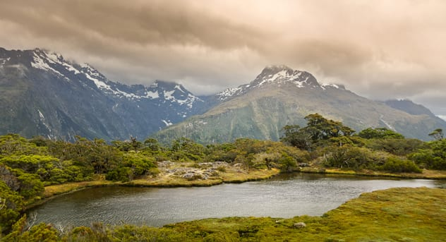 "The Routeburn Track in New Zealand's South Island is another of the country's official ""Great Walks"". ISTOCK"