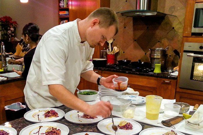Chef Michael Sohocki